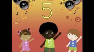 Counting By Fives Song Video