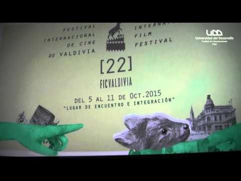 Cine UDD en Festival de Cine de Valdivia