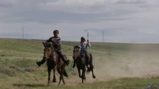 Аът чарыжы Наадым 2017