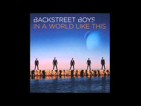 Backstreet Boys - In A World Like This (Audio) - YouTube