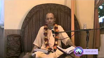 Шримад Бхагаватам 3.29.25 - Бхакти Ананта Кришна Госвами