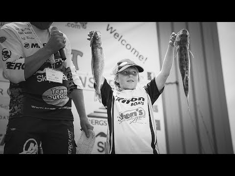 Tomorrow's Anglers: Kids Share Passion for Fishing