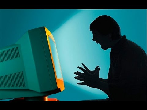 Online Trolls (opinion video)