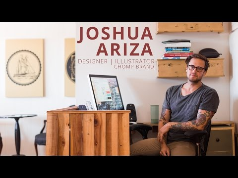Josh Ariza - On Good Design, Growth, and Freelancing