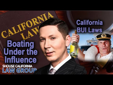 """Is """"Boating Under the Influence"""" a crime just like DUI?"""