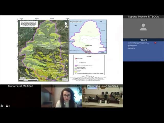 Macroproyectos vs. alternativas de desarrollo rural sostenible 5. RECREACIÓN Y MITECO