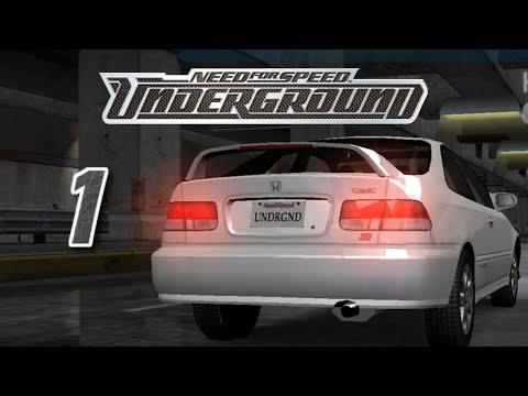 Need For Speed Underground | Episodio 1 |