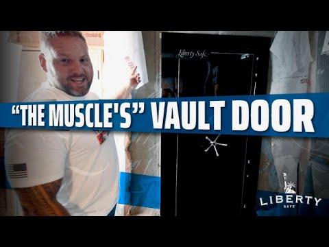 Diesel Brothers Vault Door Install