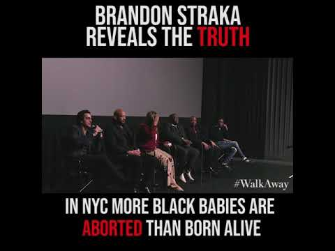 Disturbing fact about black abortion rate!
