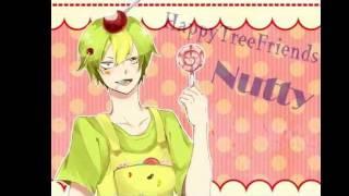 htf nutty i want candy