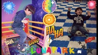 видео: Nikitos TV на отдыхе в Luna Park (ГУМ)