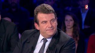 Thierry Solère - On n'est pas couché 23 septembre 2017 #ONPC