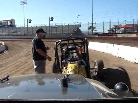 sprint car driving experience perris auto speedway
