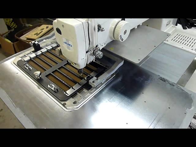 AMS40EN 40 HS Juki Programmable Sewing Machine VidInfo Gorgeous Juki Ams224e Programmable Sewing Machine