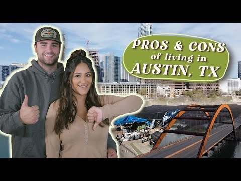 Why You SHOULD NOT Move To Austin!! Pros & Cons of Living in AUSTIN, TX 2021