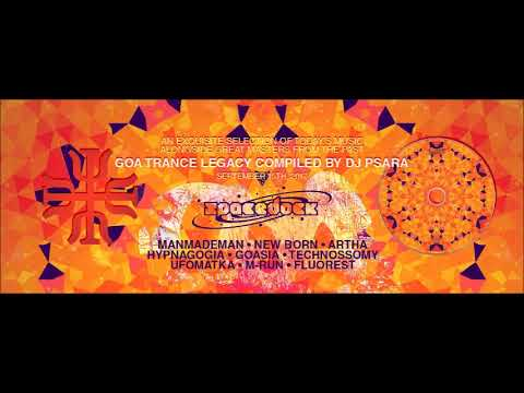 VA Goa Trance Legacy Vol. 3 compiled by DJ Psara