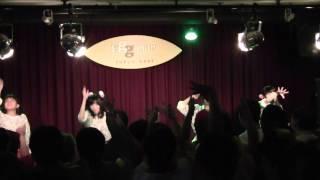 「ミルクス LIVE IN TOKYO 2014」東京での初のワンマンフリーライブ 201...