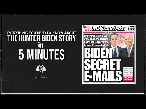 The Hunter Biden Story in 5 Minutes