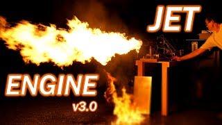 Testing the Hybrid Jet Engine - Update 3.0