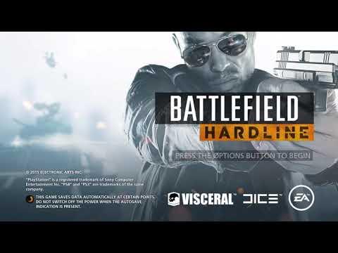 [1 Hour] Battlefield Hardline Menu OST (EXTENDED)