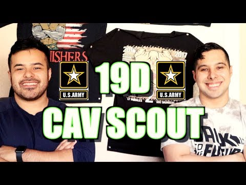 LIFE OF A 19D (CAV SCOUT) | JOINING THE ARMY (2020)