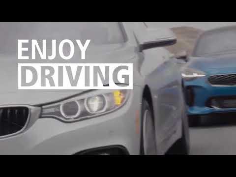 The Kia Stinger - Enjoy Driving - YouTube