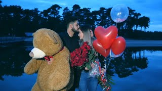 Super evlilik teklifi!!  -SÜRPRİZ EVLENME TEKLİFİ- I SAID YES!!! / Proposal