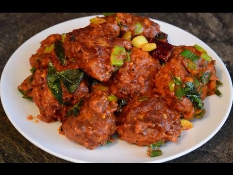 Chicken 65 Recipe Indian Food 65 Youtube
