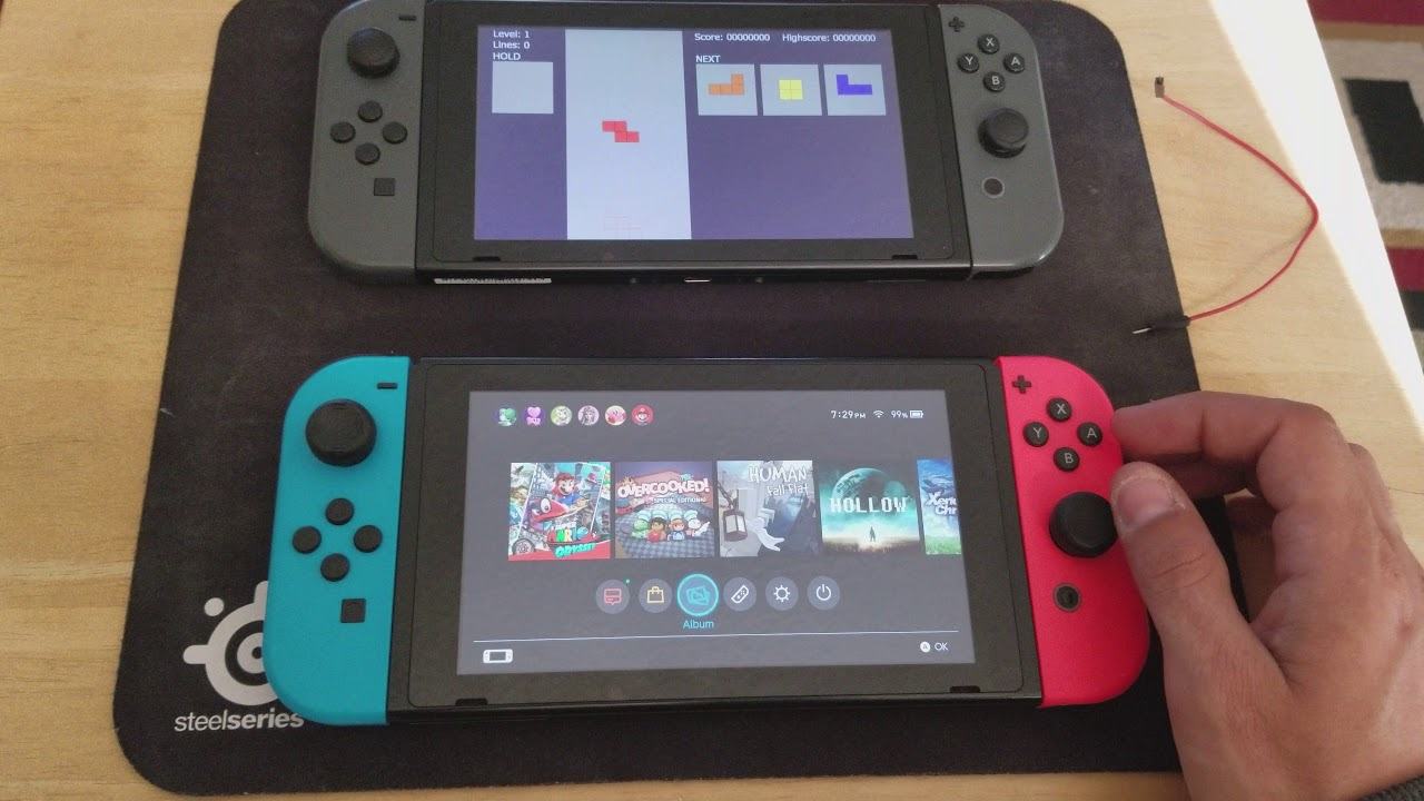 Homebrew Nintendo Switch 4 1 0 and 5 0 2 (Homebrew apps and Emulators)