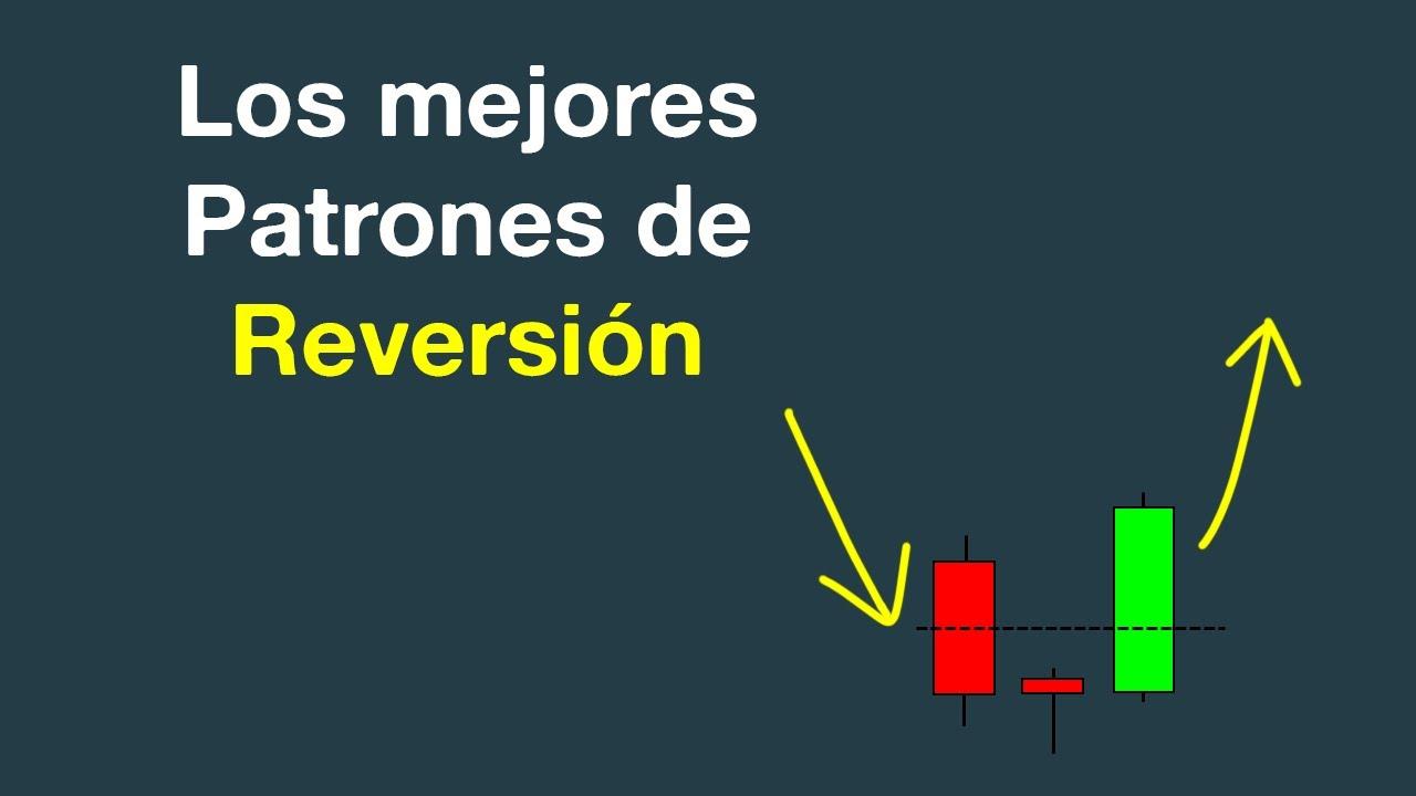Los 3 Patrones de Reversión más EFECTIVOS - Opciones Binarias