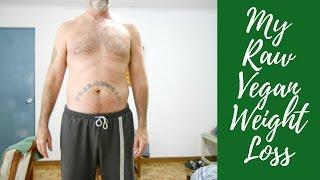 My Raw Vegan Weight Loss Story