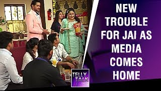 NEW TROUBLE for Jai as media comes to his home | Internet Wala Love