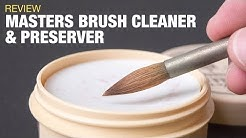 Review: Masters Brush Cleaner & Preserver