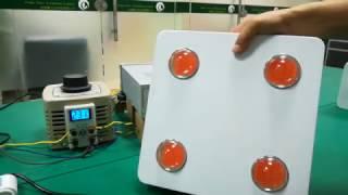 CF GROW Frekvenčný spektrálny svetelný zdroj CF-600W