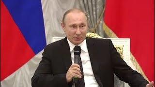Путин встретился с кандидатами и рассказал им про выборы