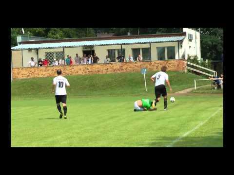 05.08.2012 Herren II - SG Groß Gaglow vs. SG Frischauf Briesen (Freundschaftsspiel 1. + 2. HZ)