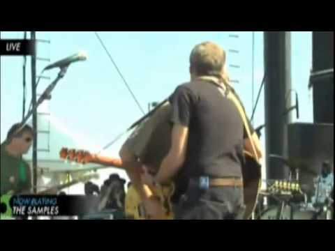 The Samples   'Summertime' LIVE 8 14 10 at Mile High Music Festival in Commerce City  CO