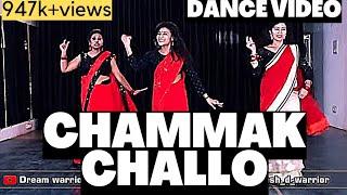 Chammak Challo ||  choreography by Vaishali || Dream warrior Dance center (DWDC)