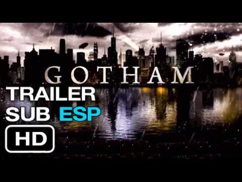 Gotham-Trailer #1 en Español (HD) Tv Series 2014