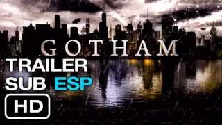 Gotham-Trailer #1 en Español (HD) Tv Series 2014