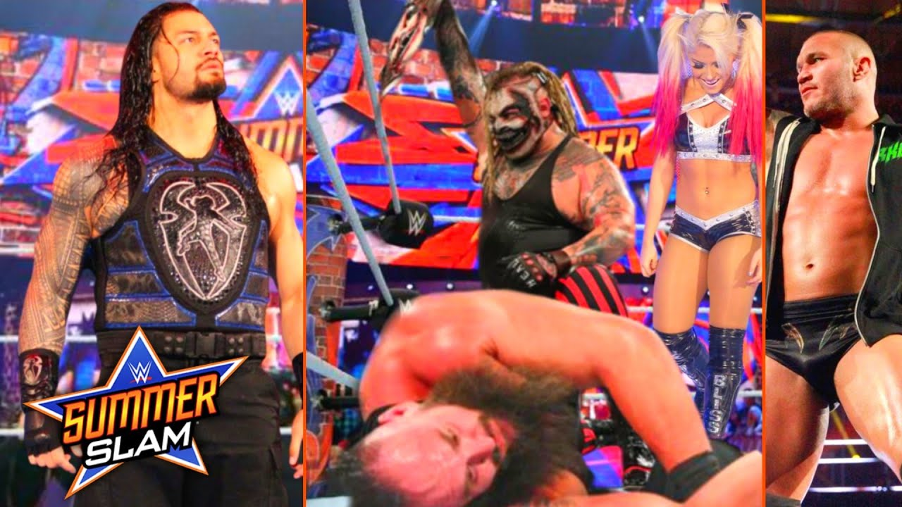 WWE SummerSlam 2020 Results: Roman Reigns And The Winners ...