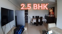 2.5BHK, EVERSHINE EMBASSY, OPP. COUNTRY CLUB, VEERA DESAI ROAD, ANDHERI WEST