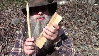 Helping You To Succeed At Friction Fire Bow Drill - Part 1