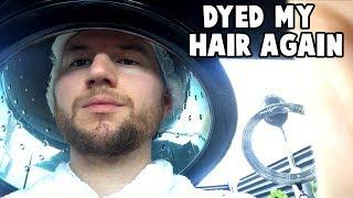 I DYED MY HAIR (again)