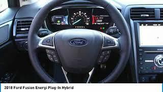 2018 Ford Fusion Energi Plug-In Hybrid Fremont Ford - Bay Area, CA 380722