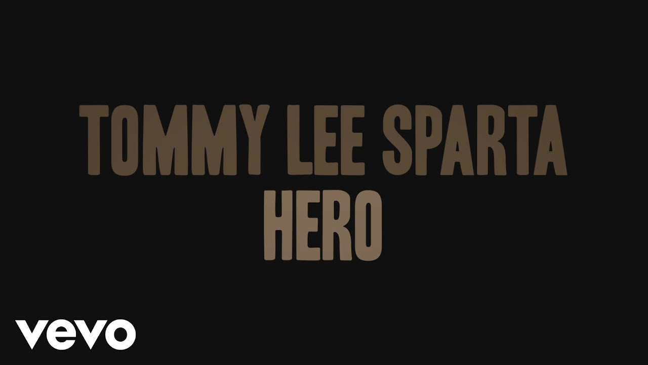 Download Tommy Lee Sparta - Hero Official Lyric Video