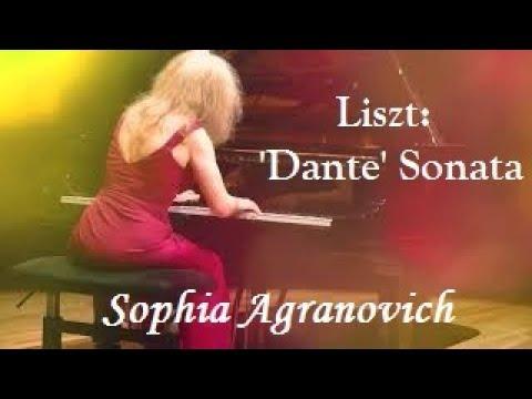 Sophia Agranovich – Concert Pianist, Recording Artist