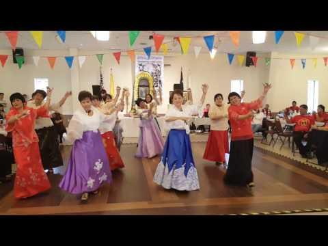 La Jota Mocadena by the FCC Dancers