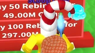 COMMENT REBIRTH LIKE CRAZY (Roblox Ice Cream Simulator)