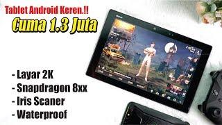 Tablet 1.3jt Yang kamu WAJIB PUNYA.!! Unboxing Fujitsu TAB F04H